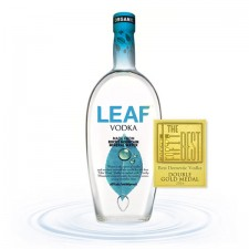 LEAF Vodka with Rocky Mountain Mineral Water